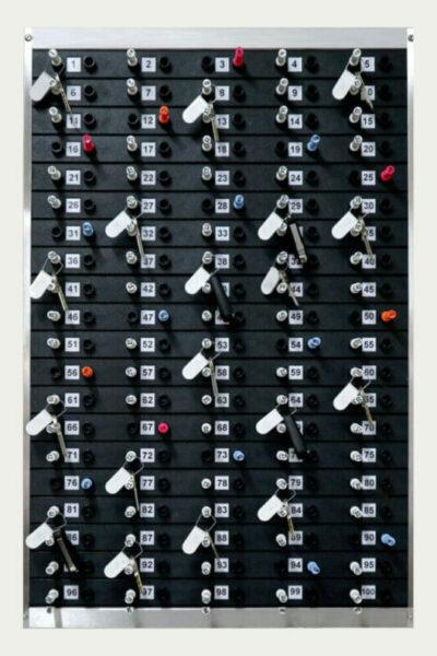 mechaniczny depozyto kluczy